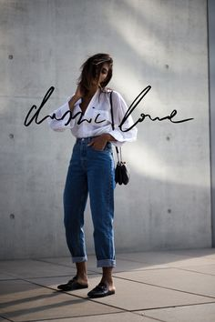 140 street style inspiration to try when you truly hate your closet page 63 Mode Outfits, Fall Outfits, Summer Outfits, Casual Outfits, Fashion Outfits, Womens Fashion, Fashion Ideas, Looks Chic, Looks Style