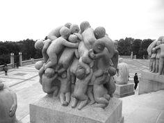 Vigeland Sculpture Park. Oslo.