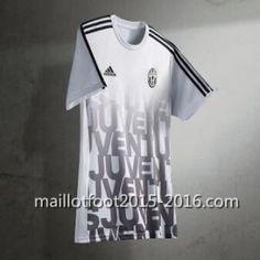 3ad702cf7fad16 Nouveau maillot de foot PRE-MATCH Juventus 2016 €22.99. Nicolas T · Maillots