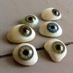 Glass Eye    ☀CQ #halloween #crafts #DIY óÓò