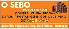 Sebos de Curitiba: O SEBO - CURITIBA - 34085337
