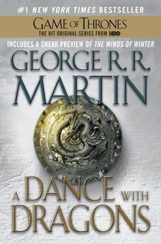 "The next installment of 'A Song of Ice and Fire"" does not disappoint!  Mostly happening concurrently with the previous novel, A Feast For Crows, A Dance With Dragons focuses on all the characters who were mainly absent in that installation.  Find out what happens to Dany, Tyrion, Jon Snow, and all your other favorite surviving characters!  Warning: Will definitely make you want the next book in the series NOW!"