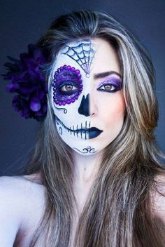 sexy halloween makeup ideas for women - Google Search