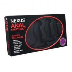 Nexus Buttplugg Sett