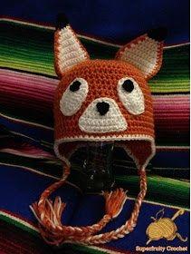 Little Mr Fox hat « The Yarn Box