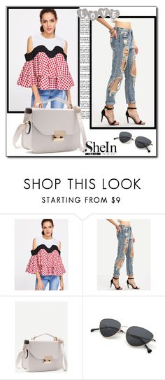 """""""SheInSide 6"""" by ruza66-c ❤ liked on Polyvore featuring Sheinside and shein"""