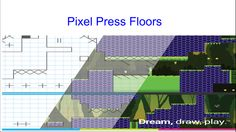 TOUCH this image: Pixel Press Floors by Bobby B Lewis