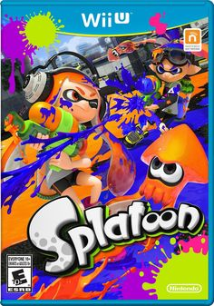 Splatoon – Wii U – Available for preorder from Retailers! Splatoon Games, Splatoon Video, Playstation, Nintendo News, Nintendo Games, Super Nintendo, Animaux, Pc Games, Console