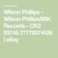 59 Best Wilson Phillips images in 2015 | Wilson phillips