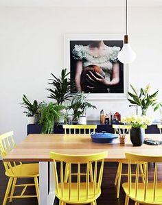 Det handlar inte bara om smak och stil, färgen i rummet har stor påverkan för ditt välmående och humör.