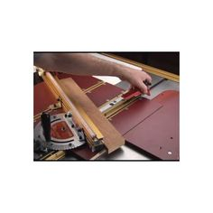 INCRA Miter EXPRESS Table Saw Crosscut Sled, Wood Dust, Woodworking Jigs, Woodworking Tools