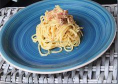 cioccolato amaro: spaghetti alla carbonara per il # carbonaraday