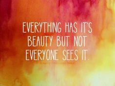 See Beauty!