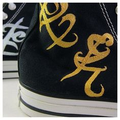 Rune sneakers for the TMI MOVIE! how cool!