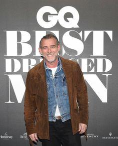 "3,981 Likes, 68 Comments - Alessandro Squarzi (@alessandrosquarzi) on Instagram: ""At @gqitalia Best Dressed Men event. #alessandrosquarzi #gipsyclassic"""
