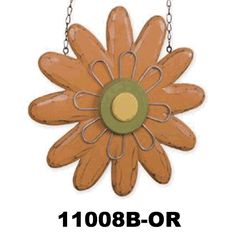 Orange Flower Replacement (Available in other colors)