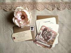 Entire page is a MUST see.....bijoux-bride-its-all-in-the-details-wedding-styling-shabby-chic-invites