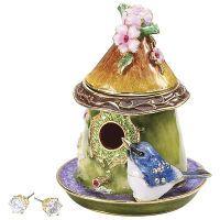 Birdhouse Collectible Box