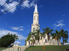Paróquia Sagrado Coração de Jesus - São José dos Pinhais (PR)