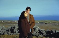 on location on the movie the matchmaker [1997] - Inis Mor, Aran Islands, Ireland