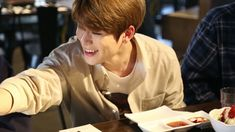 I love it when he smiles like this ❤ #NCT #JAEHYUN