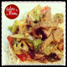 Receta de TERNERA CON VERDURITAS Y SALSA DE OSTRAS  http://www.salsasdelamama.com/18-bleer-ternera-con-verduritas-y-salsa-de-ostras.html#.UaXncNLviGM #receta #cocina #internacional #china #salsas #ostras #salsasdelamama   ¿Ah que no sabes dónde comprar salsas de ostras...?  Tienes salsa de ostras YEO'S en SALSAS DE LA MAMA claro. http://www.salsasdelamama.com/16/salsa-de-ostras-150-ml-yeo%60s/258/  ¡Las mejores salsas del mundo a un click de tu mesa!