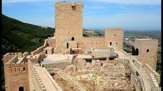 Castillo de Santa Catalina - Jaén, Andalucía
