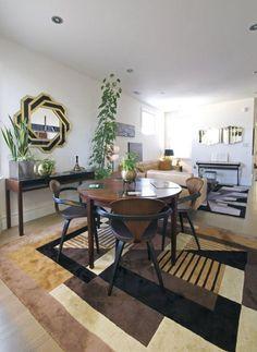 Krzysztof's Modern Deco-Inspired Home — House Tour