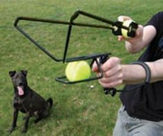 Hyper pet 4 tennis ball launcher thrower #catapult #shoots up to #200ft !! , View more on the LINK: http://www.zeppy.io/product/gb/2/111213484159/