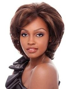 Sensationnel Synthetic Hair Empress Lace Front Wig - Sophia - 1B by Sensationnel. $34.99. Sensationnel Empress Lace Wig Natural Lace Front 100% Premium Fiber -Made of 100% Premium Fiber -Featuring DX Colors, the Latest Color Trend in Highlights -Natural Hairline for Ponytail and Updo Styles -No Tape or Glue Required Empress Lace Wig with a Natural Lace Front is created with 100% premium fiber allowing for easy maintenance and longer lasting curls and volume. It is desi...