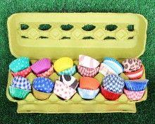 Bakers Dozen Mini Cupcake Liner Gift Set