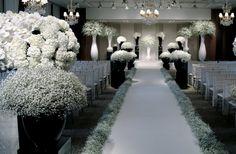 Wedding Flower Inspiration: Get the Jeff Leatham Look   OneWed