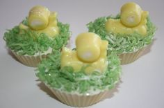 Mini soaps favors soap cupcakes gifts soap by NicoleRoyalCreations