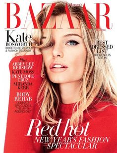 Sexy simplicity kate bosworth cover