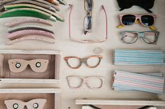 hand crafted sunglasses made from recycled skateboards  #skateboard, #glasses, #handcrafted