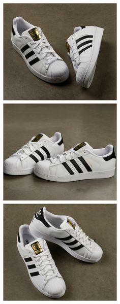 A streetwear staple — adidas Originals Superstar.