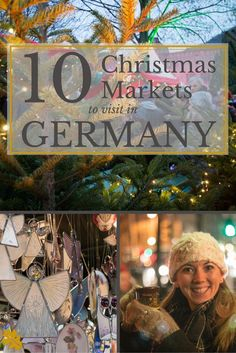 10 Christmas Markets to Visit in Germany.