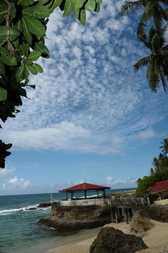 Pantai Amusu Ambon,Maluku,Indonesia