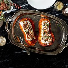 Twice-Baked Butternut Squash Is the Thanksgiving Side Dish of Your Dreams