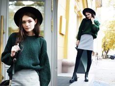 Հագուստի գեղեցիկ և նորաձև համադրություններ. Ֆոտոշարք | The Last Blog!