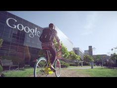 Google interns' first week - YouTube