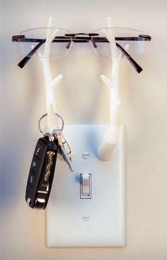 Antler light switch