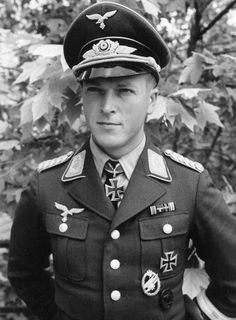 Rudolf Witzig (1916-2001) was a German Luftwaffe Fallschirmjäger (paratrooper) during World War II and Oberst in the postwar Bundeswehr. He was also a recipient of the Knight's Cross of the Iron Cross with Oak Leaves, coveted decorations in recognition of extreme battlefield bravery or successful military leadership. Witzig is most well-known for his action against the Belgian fortress Fort Eben-Emael at the start of the May 1940 invasion of the Low Countries.