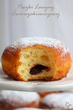 Pears with cranberries - Healthy Food Mom Polish Desserts, Polish Recipes, Muffin Recipes, Cake Recipes, Dessert Recipes, Gourmet Recipes, Sweet Recipes, Cooking Recipes, Polish Babka Recipe