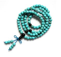 FREE SHIPPING  Tibetan Buddhism Natural Turquoise by jade2090, $23.99
