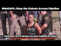 WATCH AND SHARE: The fight to stop the Dakota Access pipeline #NoDAPL – CREDO…