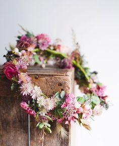 Wildblumen Hochzeit Blumen Dekoration