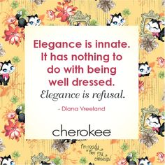 #elegance #cherokee #inspiration