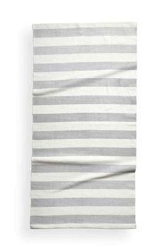 Bawełniany chodnik w paski | H&M
