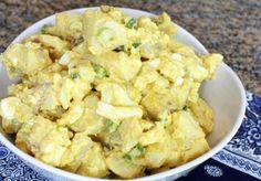Everyone's Favorite Picnic Potato Salad: Picnic Potato Salad